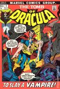 Tomb of Dracula (1972 1st Series) 5