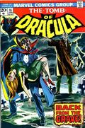Tomb of Dracula (1972 1st Series) 16