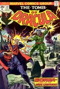 Tomb of Dracula (1972 1st Series) 22