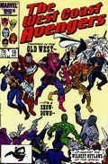 Avengers West Coast (1985) 18