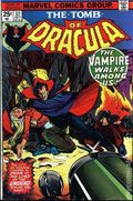 Tomb of Dracula (1972 1st Series) 37