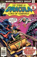Tomb of Dracula (1972 1st Series) 52