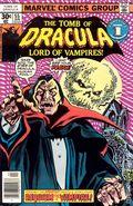 Tomb of Dracula (1972 1st Series) 55