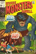 Where Monsters Dwell (1970) 9