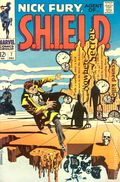 Nick Fury Agent of SHIELD (1968 1st Series) 7