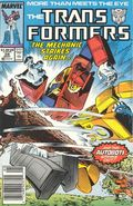 Transformers (1984 Marvel) 1st Printing 28