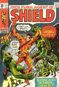 Nick Fury Agent of SHIELD (1968 1st Series) 17