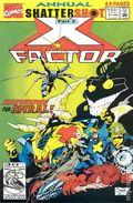 X-Factor (1986 1st Series) Annual 7