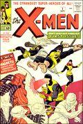 Uncanny X-Men (1963 1st Series) 1