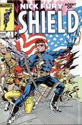 Nick Fury Agent of SHIELD (1983 2nd Series) 1