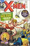 Uncanny X-Men (1963 1st Series) 10