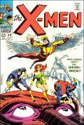 Uncanny X-Men (1963 1st Series) 49