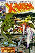 Uncanny X-Men (1963 1st Series) 61