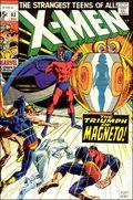 Uncanny X-Men (1963 1st Series) 63