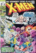 Uncanny X-Men (1963 1st Series) 68