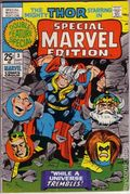 Special Marvel Edition (1971) 3
