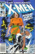 Uncanny X-Men (1963 1st Series) 185