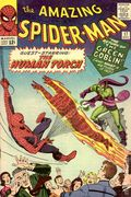 Amazing Spider-Man (1963 1st Series) 17