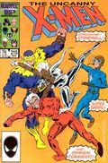 Uncanny X-Men (1963) 1st Series 215