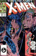 Uncanny X-Men (1963 1st Series) 220