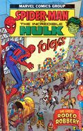 Spider-Man and the Incredible Hulk Texas Regional Giveaway (1982) SANANTONIO