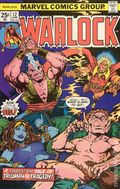 Warlock (1972 Marvel 1st Series) 12