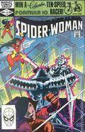 Spider-Woman (1978-1983 1st Series) 42