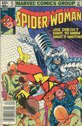 Spider-Woman (1978-1983 1st Series) 43