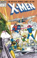 Official Marvel Index to the X-Men (1987 1st Series) 3