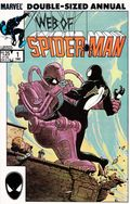Web of Spider-Man (1985 1st Series) Annual 1