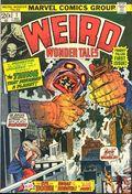 Weird Wonder Tales (1973) 1