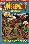 Werewolf by Night (1972 1st Series) 2