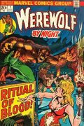 Werewolf by Night (1972 1st Series) 7