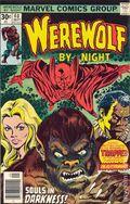 Werewolf by Night (1972 1st Series) 40