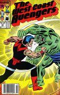 Avengers West Coast (1985) 25