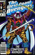 Avengers West Coast (1985) 30