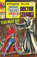Strange Tales (1951-1976 1st Series) 154