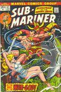 Sub-Mariner (1968 1st Series) 57