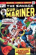 Sub-Mariner (1968 1st Series) 71