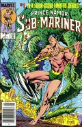Prince Namor the Sub-Mariner (1984 Marvel) 1