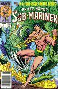 Prince Namor the Sub-Mariner (1984 Marvel) 1