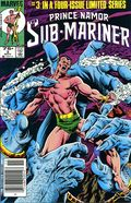 Prince Namor the Sub-Mariner (1984 Marvel) 3