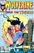Wolverine Save the Tiger (1992) 1