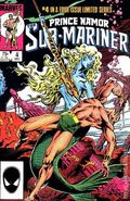 Prince Namor the Sub-Mariner (1984 Marvel) 4