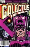 Super-Villain Classics Galactus the Origin (1983 Marvel) 1
