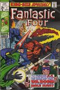 Fantastic Four (1961 1st Series) Annual 7