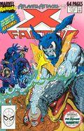 X-Factor (1986 1st Series) Annual 4