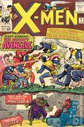 Uncanny X-Men (1963 1st Series) 9