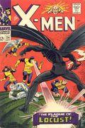 Uncanny X-Men (1963 1st Series) 24