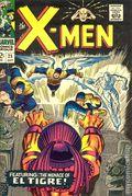 Uncanny X-Men (1963 1st Series) 25